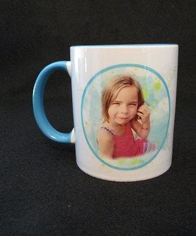 #19  personalized image mug