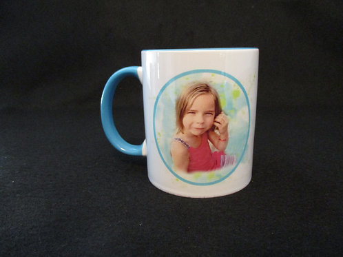 #19  personalized image mug