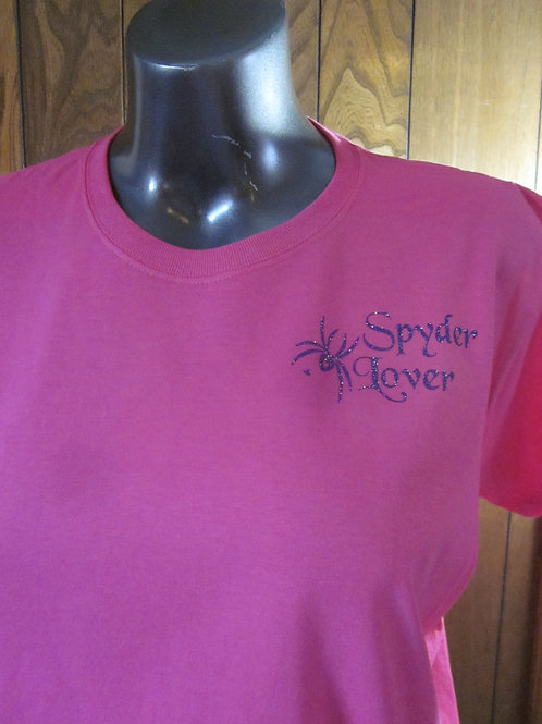 #61B SALE SHIRT spyder lover sparkle shirt