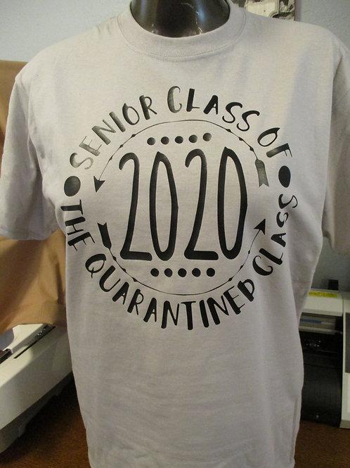 senior class of 2020 quarantined class