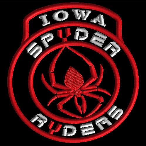 "IOWA SPYDER RYDER CREST/INSECT/ 4""/6""/10"""
