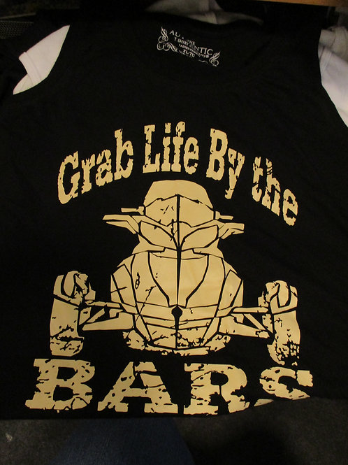 #23 Grab life by the Bars ST SALE SHIRT
