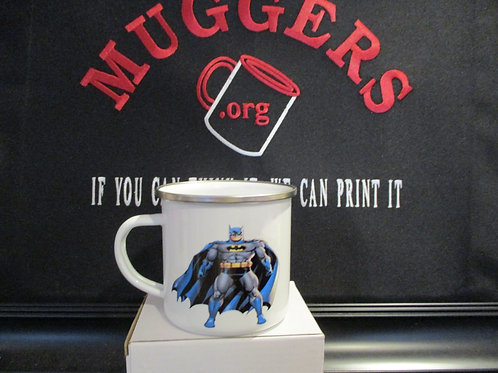 #940 batman tin mug