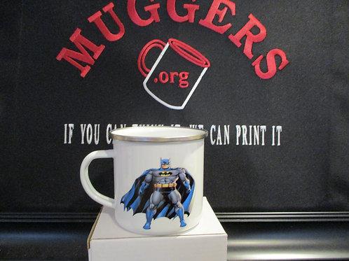 #940 batman tin mug