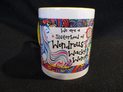 #179 sisterhood mug