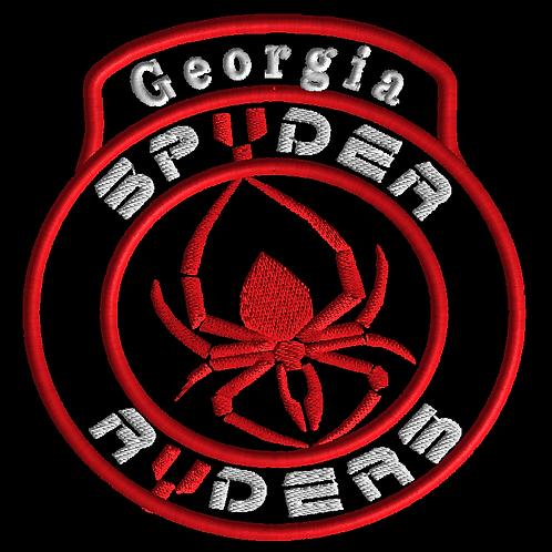 "Georgia    SPYDER RYDER CREST/INSECT/ 4""/6""/10"""