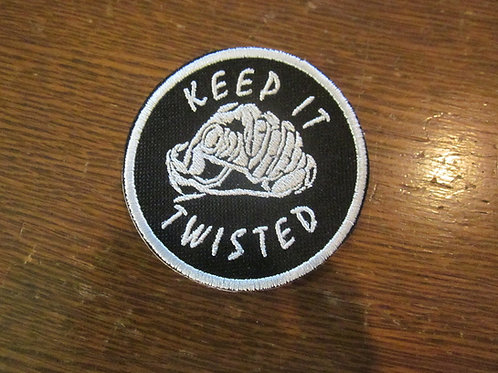 KEEP IT TWISTED PATCH