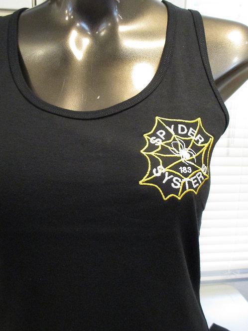 #400 spyder syster emb. shirt