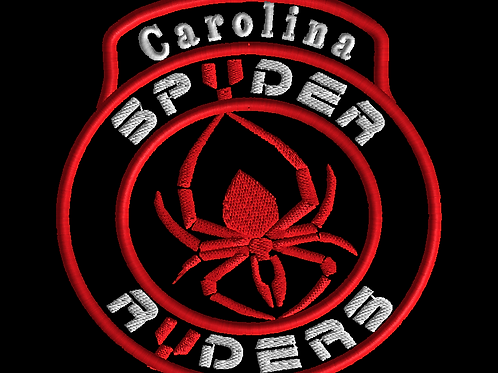 "Carolina  SPYDER RYDER CREST/INSECT/ 4""/6""/10"""