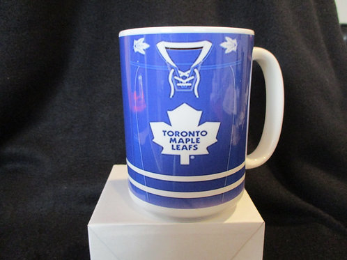 #634 Toronto Maple Leafs shirt mug