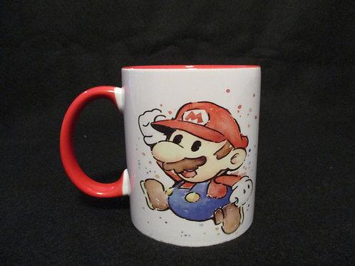 #20 mario mug