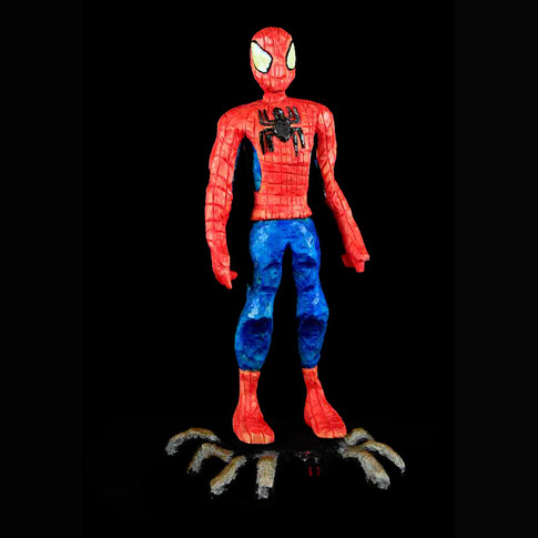 Spiderman by Richard Phillips
