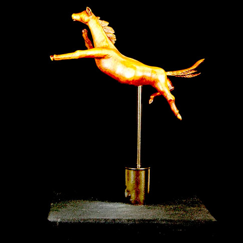 Flying Horse by Bridges Dillehay