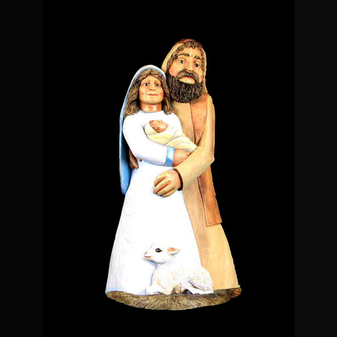 Nativity by Carole Jean Boyd