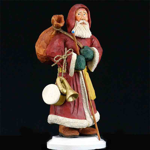 Magic Santa by John Bloodworth