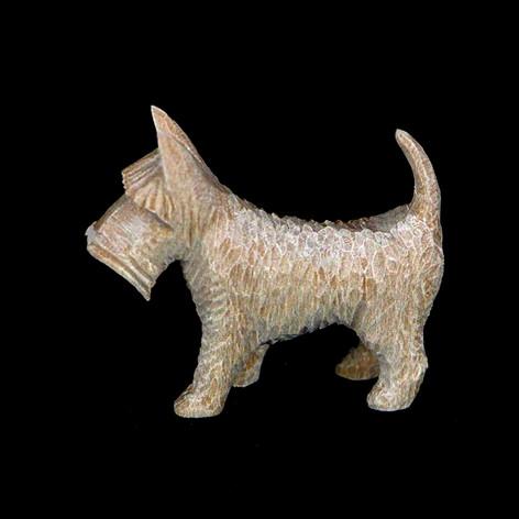 Scottie Dog by Juergen Haukohl