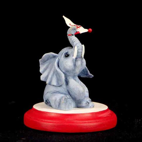 Alabama Elephant by Larry Nix