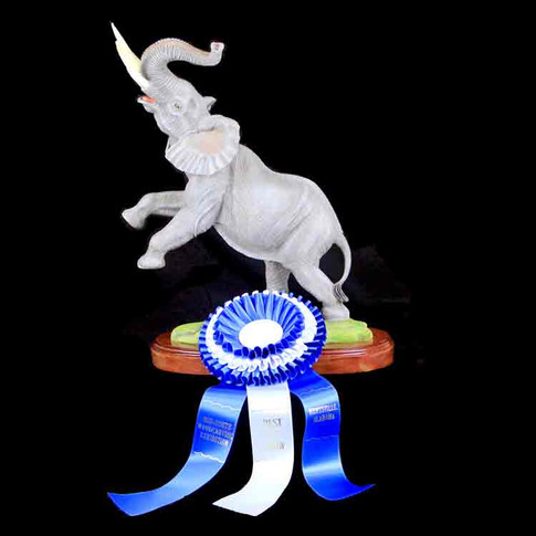 Elephant by Larry Nix- Best in Show