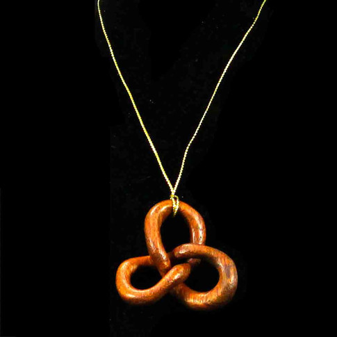 Mobius Strip Necklace by Tom Horn