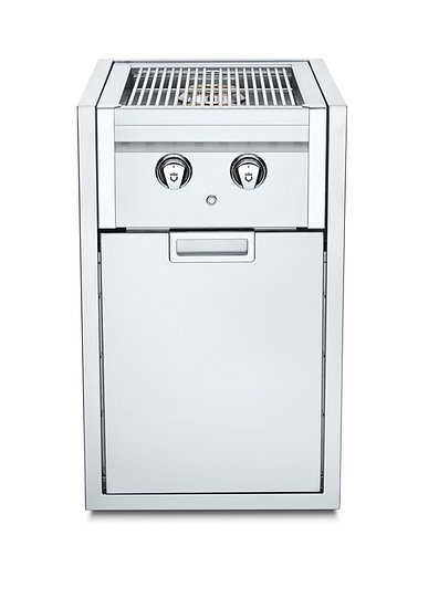 Infinite Series Small Built-In Cabinet with Dual Side Burner