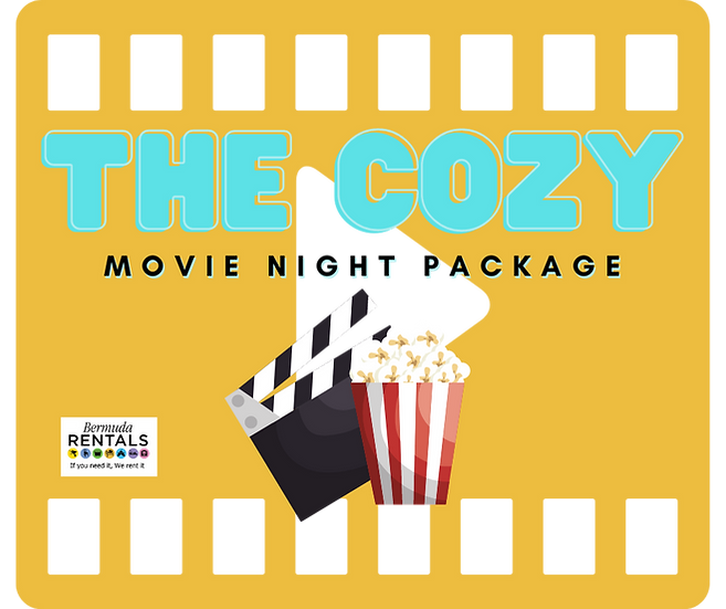 Movie Night Package - The Cozy