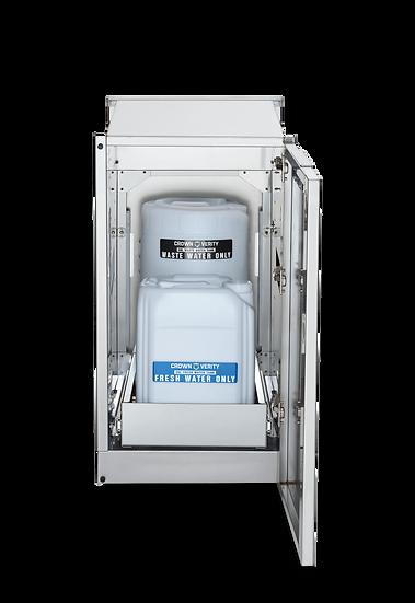 Infinite Series Cabinet Module with Sink Water Storage
