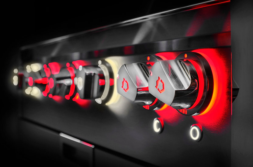"""42"""" Infinite Series Light Package for Modular Grill, Face and Dome"""