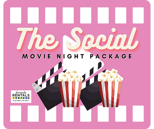 Movie Night Package - The Social
