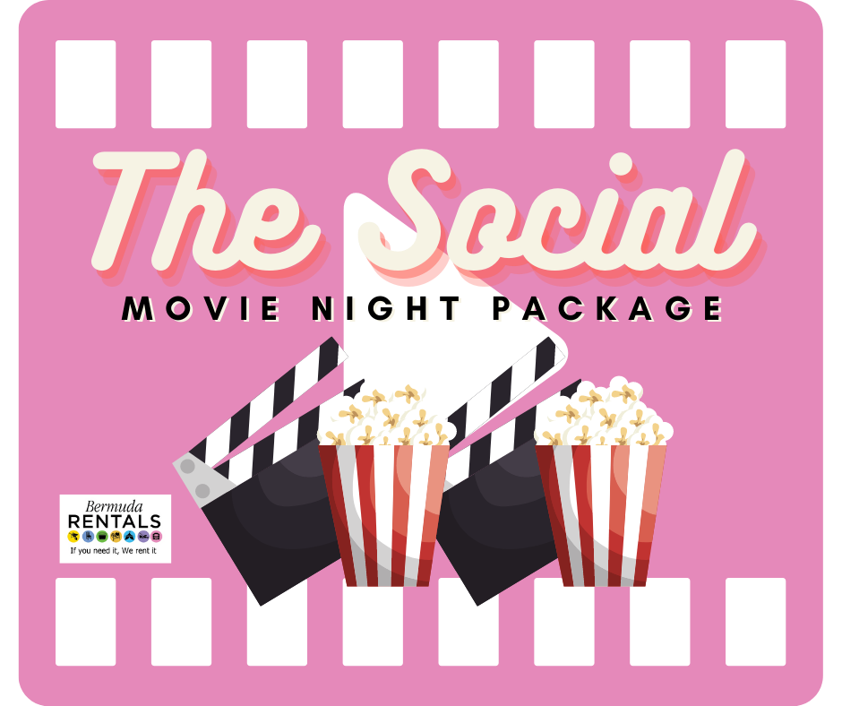 The Social Movie Night Package from Bermuda Rentals Ltd.