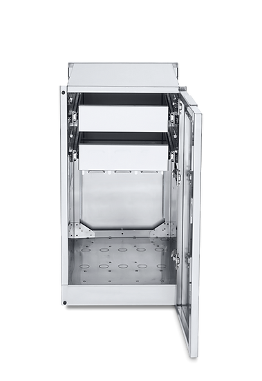 Infinite Series Cabinet Module with 2 Single Drawers