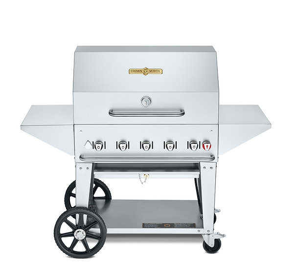 36″ Ultimate Mobile Grill Pro Package
