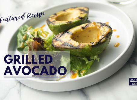 Grilled Avocado