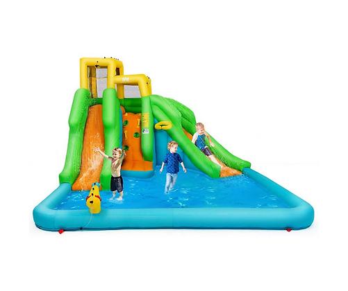Mighty Water Pool - Water Slide