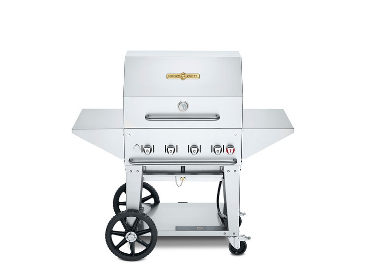 30″ Ultimate Mobile Grill Pro Package