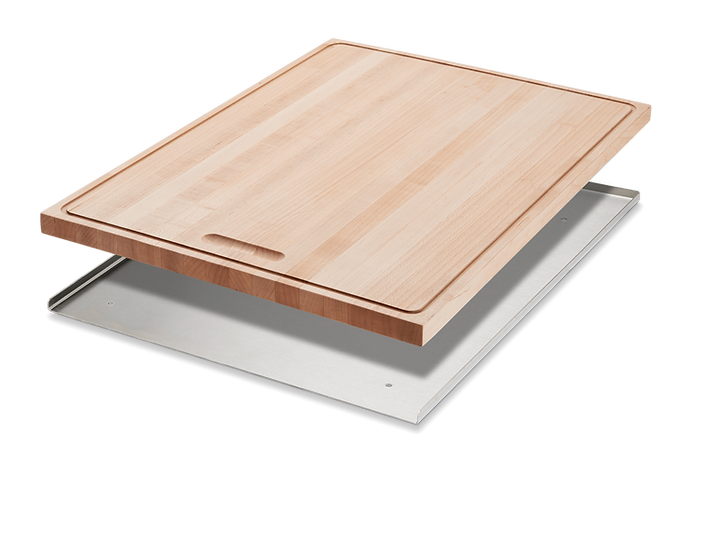 Infinite Series Cutting Board Top for Storage Cabinet Module