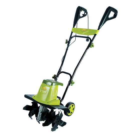 Small Electric Tiller and Cultivator