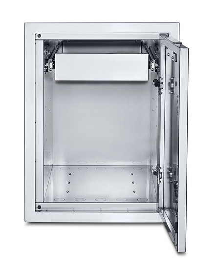 Infinite Series Large Built-In Cabinet with Single Drawer