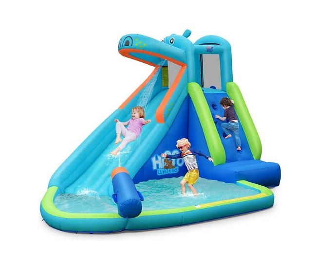Hippo Water Slide