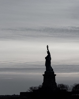 New York 2016 . . .  The Statue of Liber