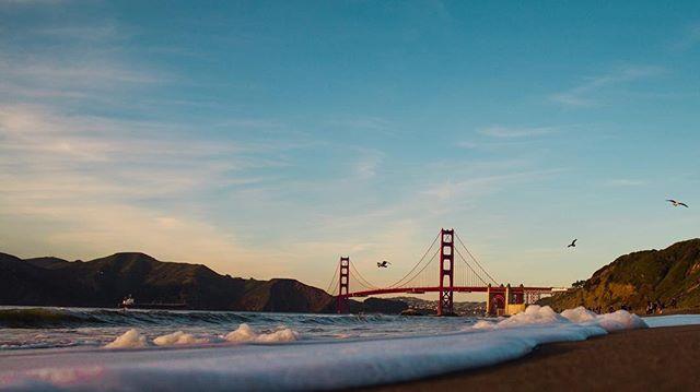 Golden Gate . . .  The Golden Gate Bridg