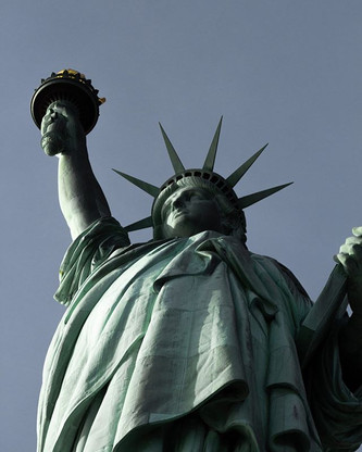 Lady Liberty, New York City, 2016 . . .