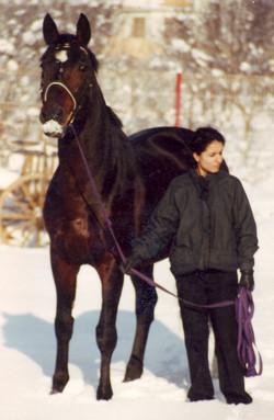 Prince iarna 2001