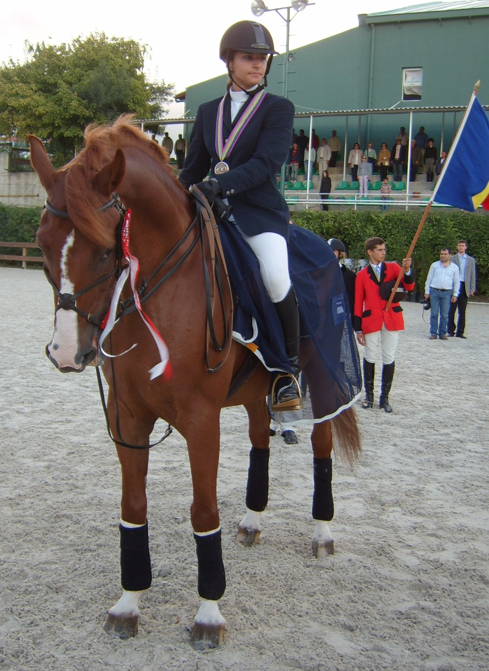 Medaliata la Istambul