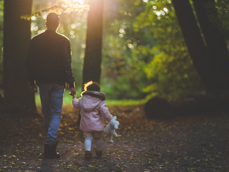 Finding Your Role as a New Father and Learning How to Embrace It