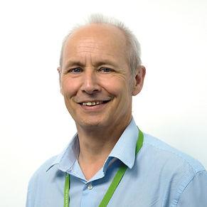 Ian Burns, HSQE Manager
