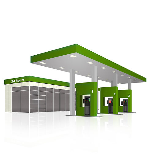 Green Fuel Station