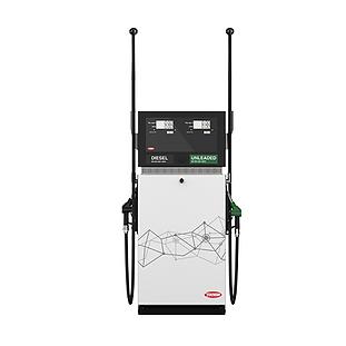 Tokheim Quantium 210 Fuel Dispenser