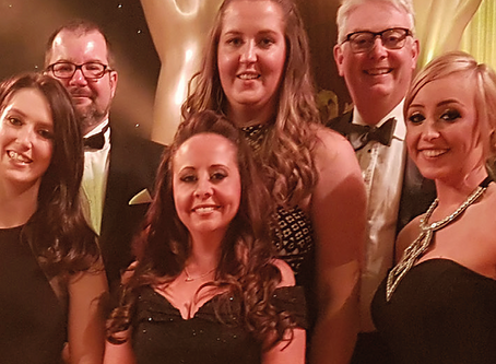 Fairbanks win at the Be Inspired Business Awards