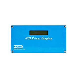 DFS ATG Driver Display