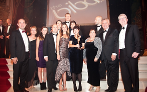 Fairbanks win at BIBAs